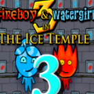 Fireboy & Watergirl 3 The Ice Temple